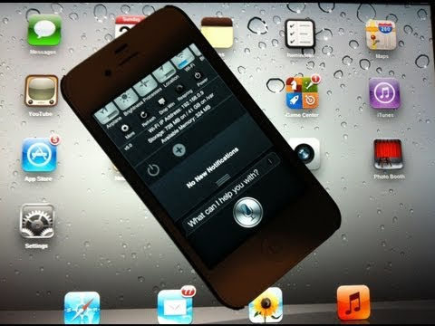 Free RAM On iPhone 4S,4,3GS,iPod Touch 4,3 & iPad 2,1 Running iOS 5.0.1 To Increase Speed