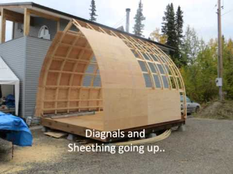 Bow-Roof Shed  Movie
