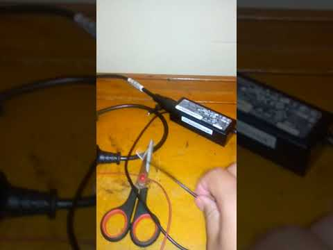 How to power a car radio with a Laptop charger