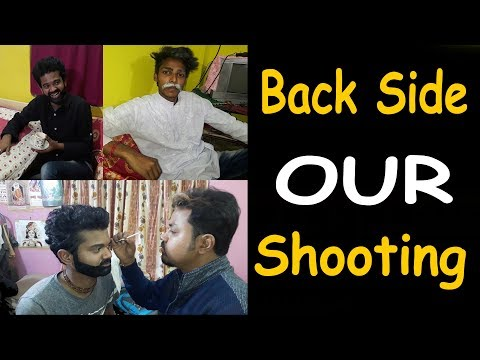 Back Side Our Shooting Video Technical Solution