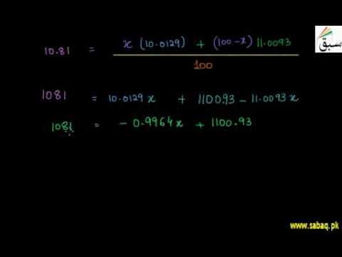 Calculate Percentage Abundance