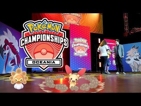 GIVEAWAY + Pokemon Championships Oceana 2018 - Sydney, Australia | ZoeTwoDots