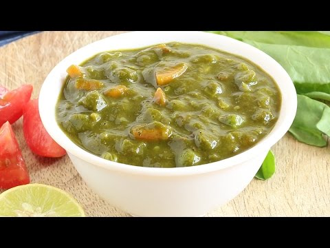 Palak Curry | Palak Recipe | Healthy Side Dish