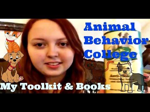 Animal Behavior College - My Toolkit and Books