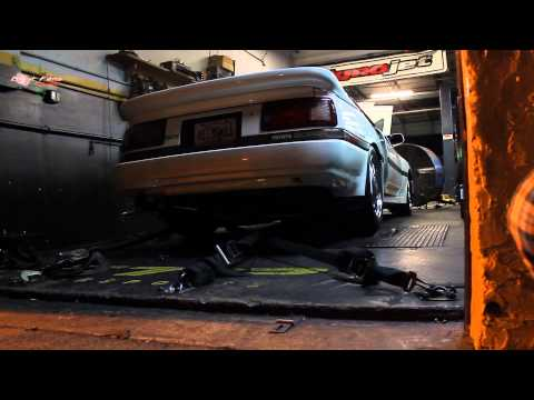 Boost Films SFL - Smiley's 1095hp MKIII Supra Cruise & Dyno [HD]