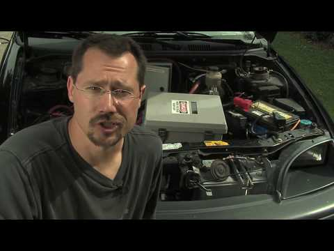 9 Build Your Own Electric Car: Power brakes