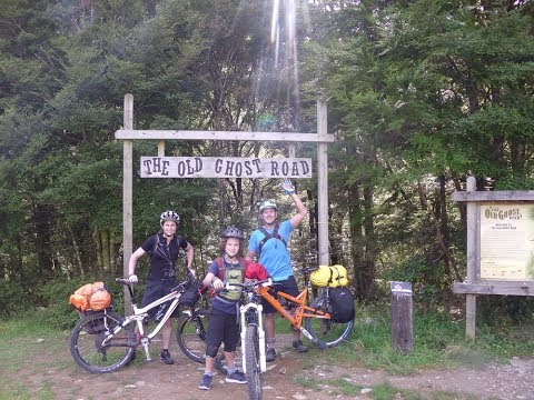 Old Ghost Road,  Family adventure