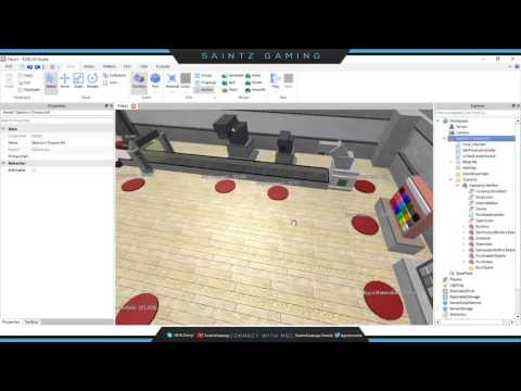 Roblox Studio 2016 How to make a tycoon PART 1