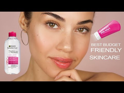 Best Budget Friendly Skincare Under $20 | Best Face Cleansers  | Eman