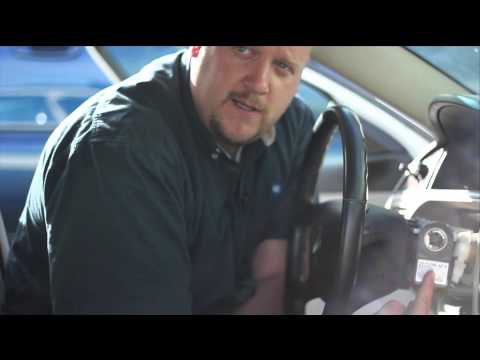 Buick Ignition Lock Cylinder Replacement
