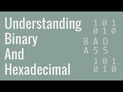 Understanding Binary, Hexadecimal, Decimal (Base-10), and more