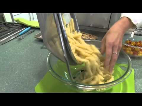 Honey Mustard Salmon Pasta Salad - an easy meal idea from Fresh & Easy Neighborhood Market
