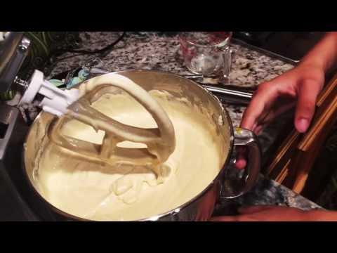 Haitian Cake Chemistry