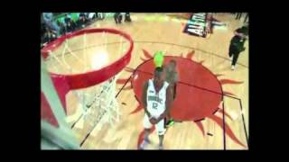 Nate Robinson Jumps Over Dwight Howard