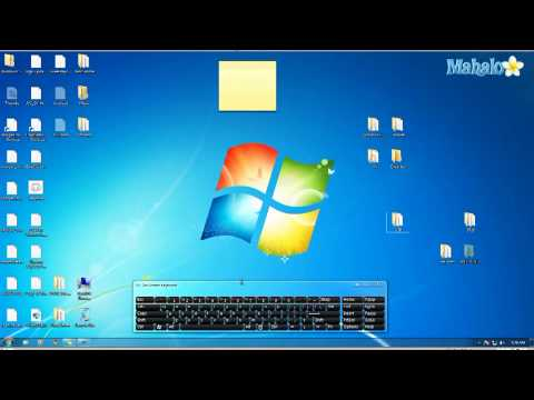 How to Quickly Arrange Icons in Windows 7