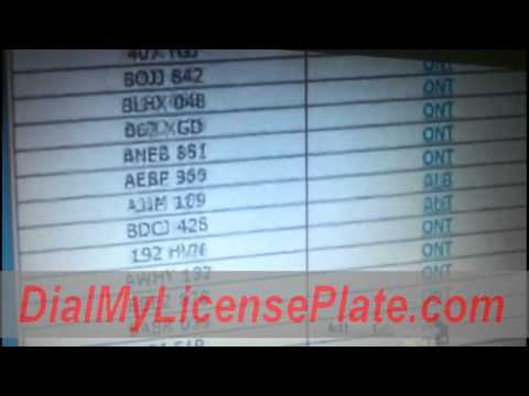 How to Reverse Search a License Plate | Free Reverse License Plate Look Up