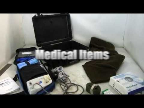 Bulk Lot of Medical Equipment for Sale on GovLiquidation.com