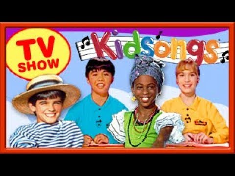 Kids Songs from Around the World |Waltzing Matilda | Sakura Sakura |  Kidsongs TV Show | PBS Kids