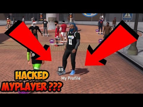 MY PROFILE NAME GLITCH ?? HOW TO DO IT | WORKING on PS4/XBOX - NBA 2K18