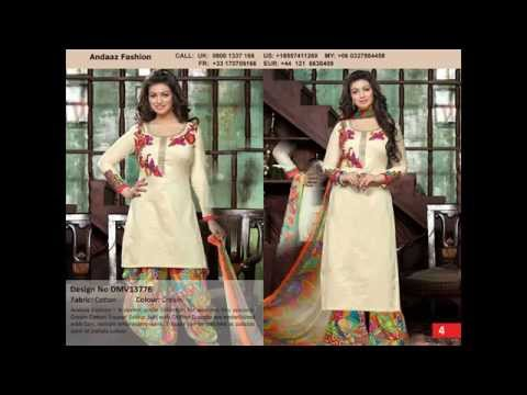 Latest Indian Designer Trouser Suits Online from Andaaz Fashion UK, USA, France, Malaysia