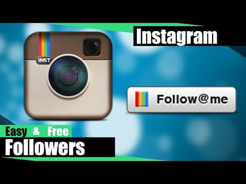 How to get more instagram followers / likes (FREE) 2014 (VOICE)