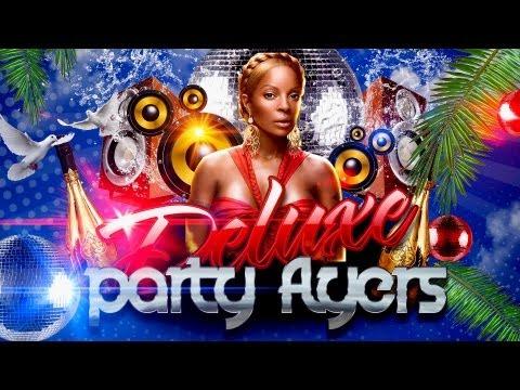 PHOTOSHOP TUTORIALS Party Flyer Design Part 1 | Photoshop CS6 | Dispersion Effects