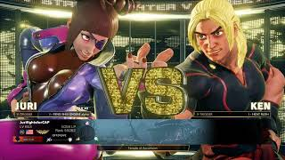 Download SFV JURI everyday for a year DAY 5 ON KEYBOARD!!!!!! Video