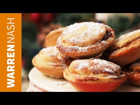 Mince Pie Recipe - Really simple - Recipes by Warren Nash