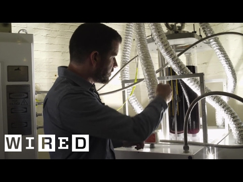 Inside the Absurd Distillery Where They Make '20-Year' Rum in Six Days | WIRED