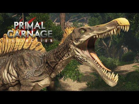 SPINOSAURUS BEACH DAY!?! - Primal Carnage Extinction || Part 21