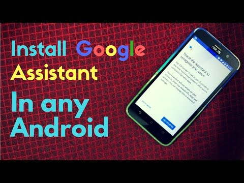 Install Google Assistant In Any Android Device || Marshmallow and Above ||