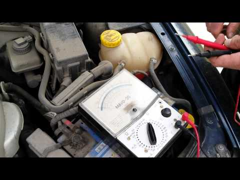 DIY: Car Cooling system electrolysis corrosion test