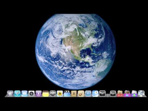 Mac Tip HD: Change Mac Icons Into iPhone Icons