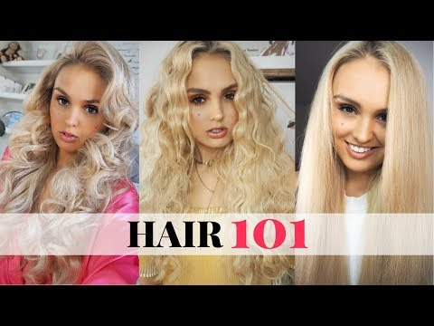 10 Hair Tips // How to grow healthy strong hair //