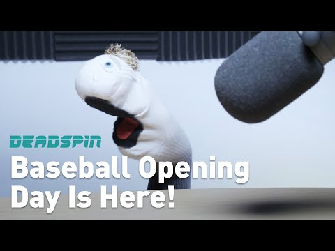 Baseball Opening Day is Here!