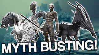 Dark Souls Unused Content MYTHBUSTING ► Prototype DLC Bosses DEBUNKED!