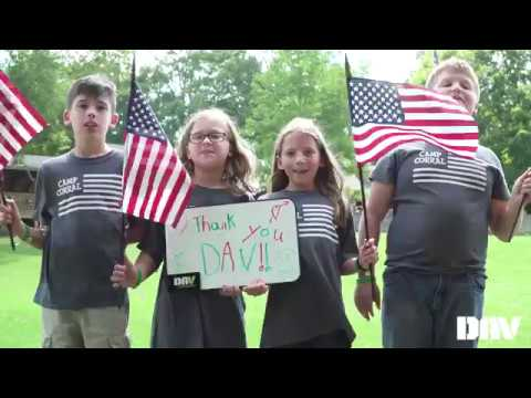 Camp Corral for Military Kids