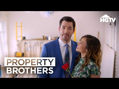 💍 And the Rest is History! | Property Brothers At Home: Drew's Honeymoon House | HGTV