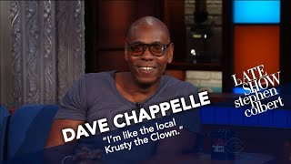 Dave Chappelle Spoke Up At A Town Hall In Ohio
