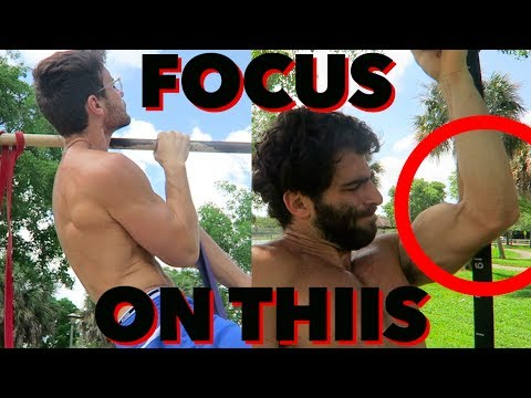 BEST ONE ARM PULL UP EXERCISES (One Arm Pull Up Training Vlog #1)