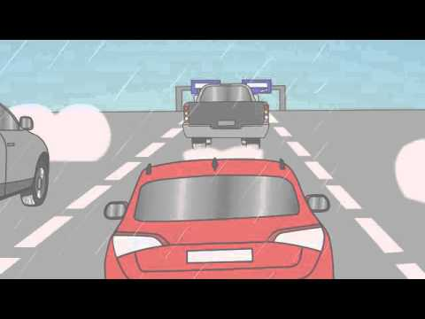 Drive Safely in the Rain Step 12 360p