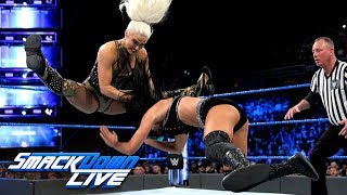 Lana vs. Billie Kay - Money in the Bank Qualifying Match: SmackDown LIVE, May 22, 2018