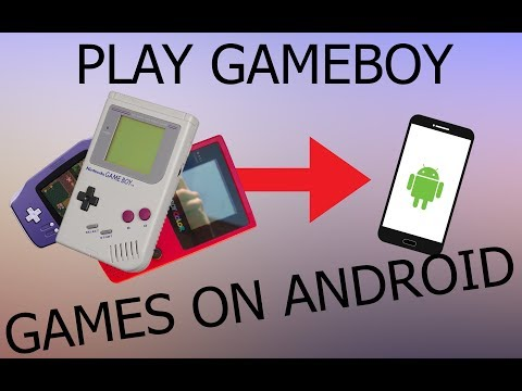 How to play any Gameboy game on Android