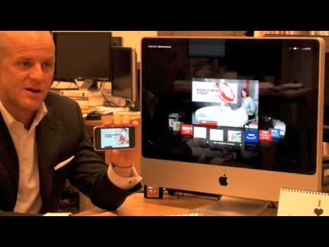 Livestation: live TV on iPhone preview