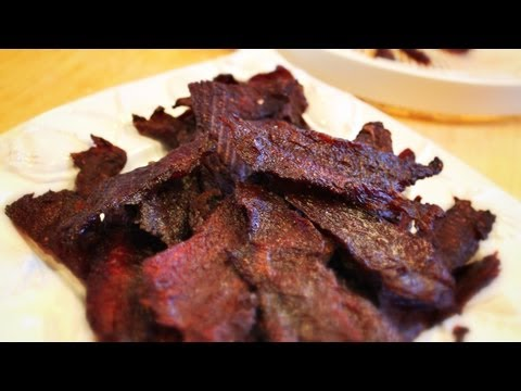 Low and Slow Beef Jerky