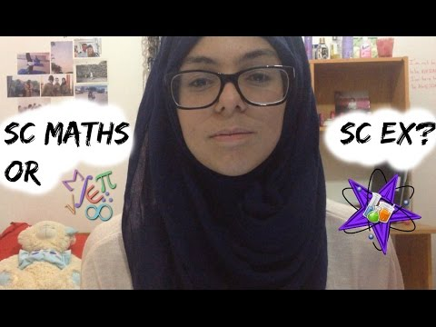 Science Maths or Science Ex? - Bac Orientation