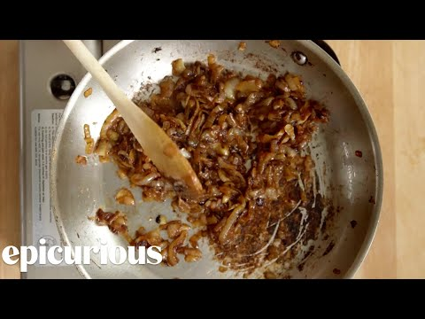 How to Make Caramelized Onions | Epicurious