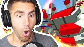 GIANT FIRE CRAB! - Clone Drone in the Danger Zone Part 10 | Pungence