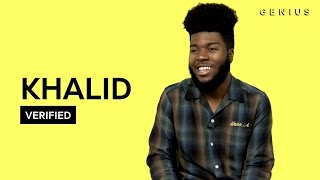 """Khalid """"Saved"""" Official Meaning & Lyrics 