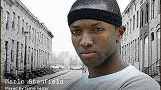 The Wire - Marlo Stanfield (aka Black)